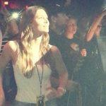 Jessica Biel gets tt at Justin's Montreal concert