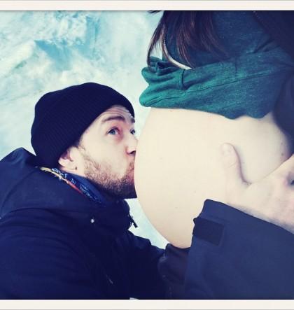 jessica-biel-justin-timberlake-pregnany-accouncement