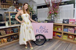 Au Fudge launch Biel