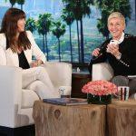 Jessica Biel on the Ellen Show – Monday, January 9th