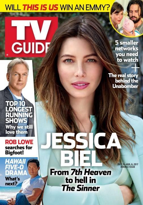TV Guide Jessica Biel